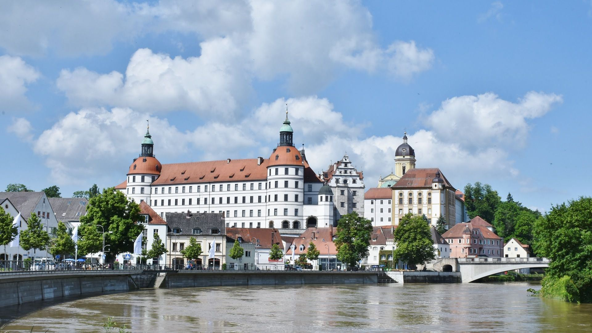 Danube sightseeing